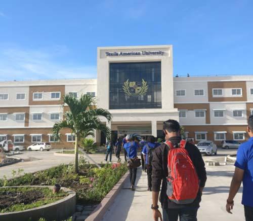 Texila American University campus